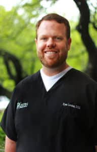 Dr. Ryan Loveless at Austin General Dentistry